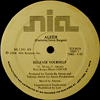 ALEEM | RELEASE YOURSELF