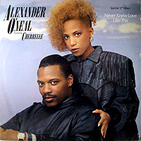 ALEXANDER O'NEAL | NEVER KNEW LOVE LIKE THIS