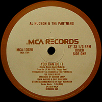 AL HUDSON & THE PARTNERS | YOU CAN DO IT