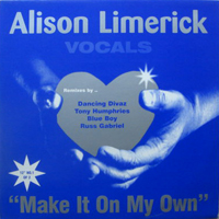 ALISON LIMERICK | MAKE IT ON MY OWN REMIXES