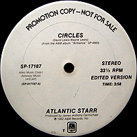 ATLANTIC STARR | CIRCLES