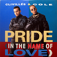 PRIDE (IN THE NAME OF LOVE) / PRIDE (A DEEPER LOVE)