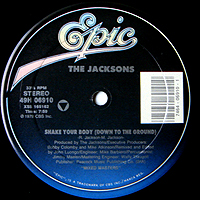 JACKSONS | SHAKE YOUR BODY (DOWN TO THE GROUND) -MIXED MASTERS-