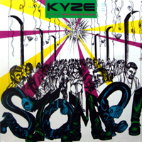 KYZE | STOMP (MOVE JUMP JACK YOUR BODY)