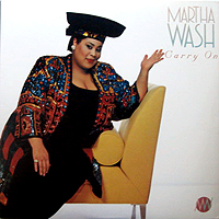 MARTHA WASH | CARRY ON
