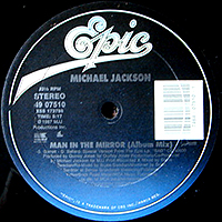 MICHAEL JACKSON | MAN IN THE MIRROR