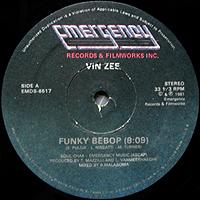 Fat Larry's Band / Vin Zee - Lookin For Love Tonight / Funky Bebop