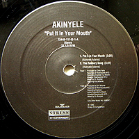 AKINYELE | PUT IT IN YOUR MOUTH