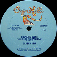 CRASH CREW | BREAKING BELLS (TAKE ME TO THE MARDI GRAS)