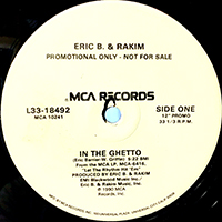 ERIC B & RAKIM | IN THE GHETTO