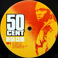 50 CENT | IN DA CLUB