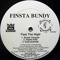 FINSTA BUNDY | FEEL THE HIGH
