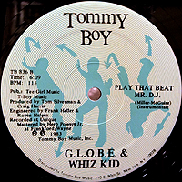 G.L.O.B.E. & WHIZ KID | PLAY THAT BEAT MR. D.J.