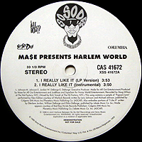 HARLEM WORLD | I REALLY LIKE IT