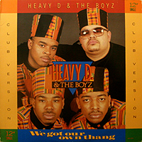 HEAVY D & THE BOYZ | WE GOT OUR OWN THANG