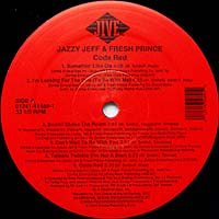 JAZZY JEFF & FRESH PRINCE | CODE RED