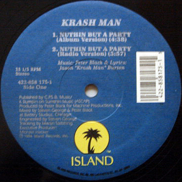 KRASH MAN | NUTHIN BUT A PARTY