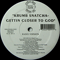 KRUMB SNATCHA | GETTIN CLOSER TO GOD