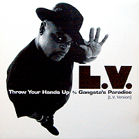 L.V. | THROW YOUR HANDS UP