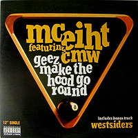 MC EIHT | GEEZ MAKE THE HOOD GO ROUND