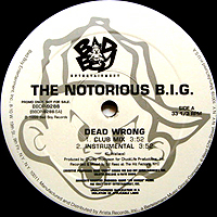 NOTORIOUS B.I.G. | DEAD WRONG
