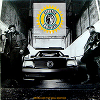 PETE ROCK & C.L. SMOOTH | MECCA AND THE SOUL BROTHER (LP)