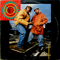 PETE ROCK & C.L. SMOOTH | STRAIGHTEN IT OUT