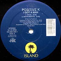 POSITIVE K | I GOT A MAN