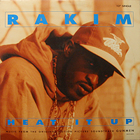 RAKIM | HEAT IT UP