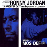 RONNY JORDAN | A BRIGHTER DAY
