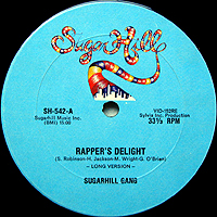 SUGARHILL GANG | RAPPER'S DELIGHT