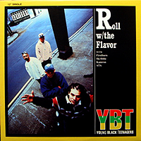 YOUNG BLACK TEENAGERS | ROLL W/THE FLAVOR