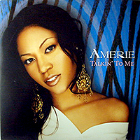 AMERIE | TALKIN' TO ME