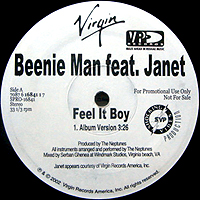 BEENIE MAN | FEEL IT BOY