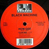 BLACK MACHINE | HOW GEE
