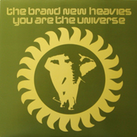 BRAND NEW HEAVIES | YOU ARE THE UNIVERSE