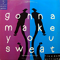 C+C MUSIC FACTORY | GONNA MAKE YOU SWEAT (EVERYBODY DANCE NOW)