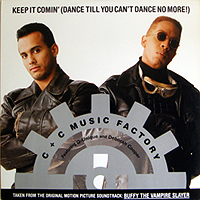 C+C MUSIC FACTORY | KEEP IT COMIN' (DANCE TILL YOU CAN'T DANCE NO MORE!)