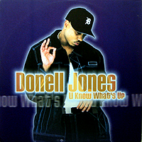 DONELL JONES | U KNOW WHAT'S UP
