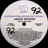 JASON WEAVER | REALIZE / STAY WITH ME