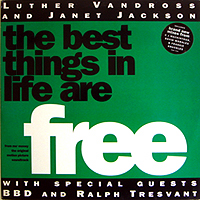LUTHER VANDROSS & JANET JACKSON | THE BEST THINGS IN LIFE ARE FREE
