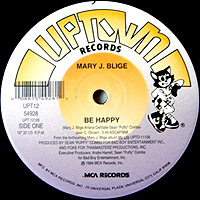 MARY J. BLIGE | BE HAPPY