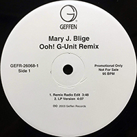 MARY J. BLIGE | OOH! (G-UNIT REMIX)