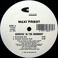 MAXI PRIEST | GROOVIN' IN THE MIDNIGHT