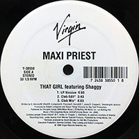 MAXI PRIEST | THAT GIRL