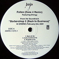 MYA feat. CHINGY | FALLEN (ZONE 4 REMIX)