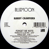 RANDY CRAWFORD | FORGET ME NOTS