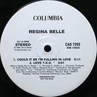 REGINA BELLE | COULD IT BE I'M FALLING IN LOVE / LOVE T.K.O. / I'LL BE AROUND / YOU MAKE ME FEEL BRAND NEW