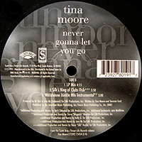 TINA MOORE | NEVER GONNA LET YOU GO