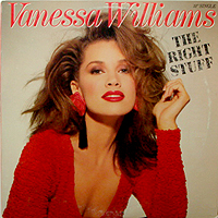 VANESSA WILLIAMS | THE RIGHT STUFF